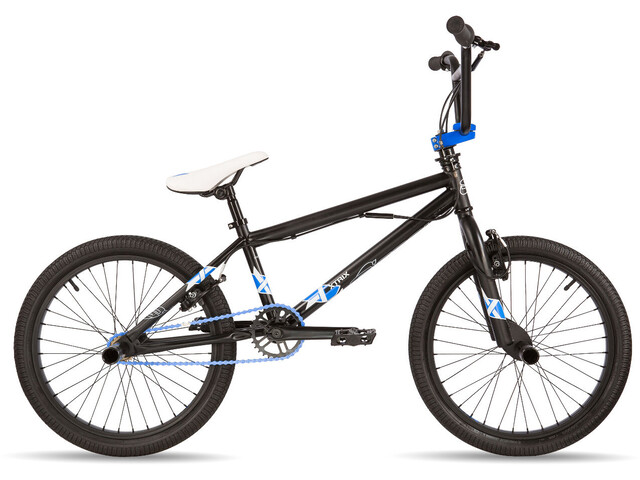 s'cool XtriX 20 Black/Blue Matt
